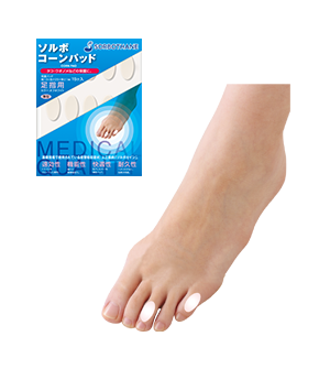 Sorbo Corn Pad for Toe Fingers